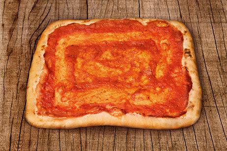 GN Pizzaboden aus dem Steinofen