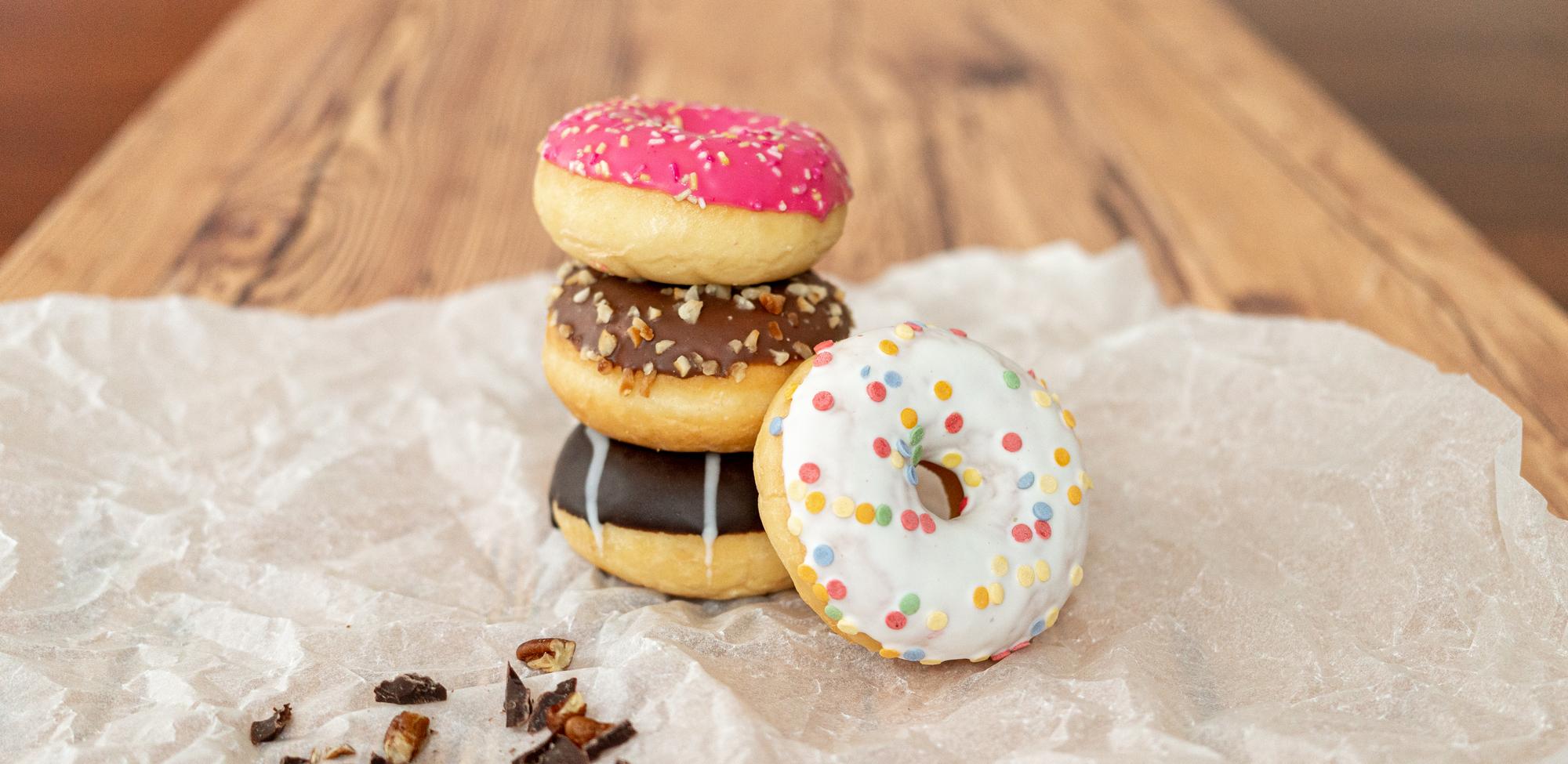 Mini Donuts Mix