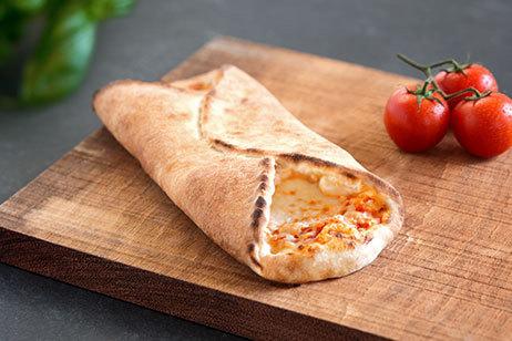 Pocket Pizza Margherita