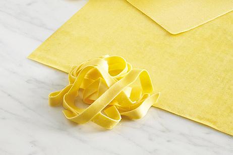 Plain pasta sheets