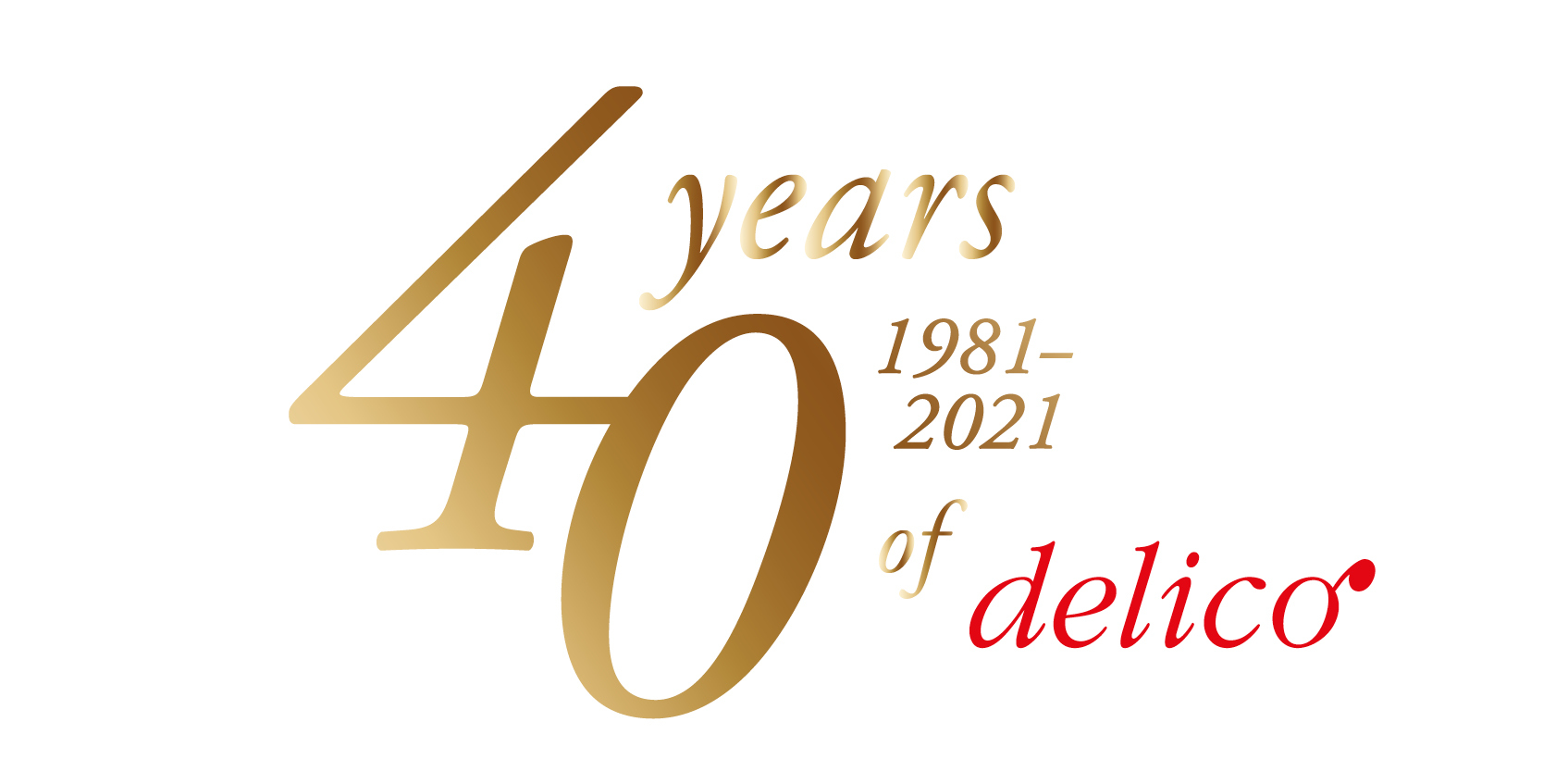We are celebrating our 40th birthday!