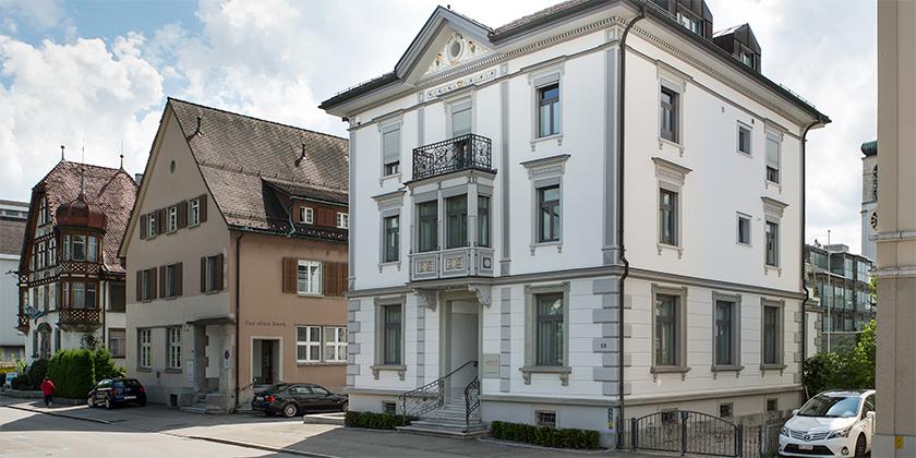 Delico poursuit son évolution durable et occupe désormais des bureaux supplémentaires dans le bâtiment voisin de la Bahnhofstrasse 6.