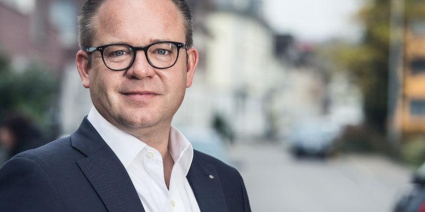 Passage de témoin: Matthias Fürer reprend la direction de Delico AG et succède au fondateur Alex K. Fürer.
