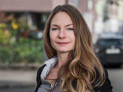 Melanie Tschalèr Supply Chain Manager