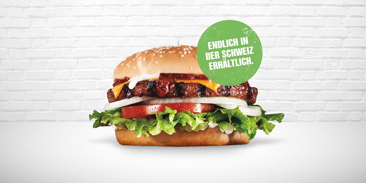 Endlich: Delico bringt Beyond Burger in die Schweiz!